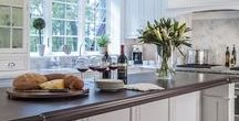 Timeless kitchens / Elegant Kitchens, with classic lines, and purposeful design