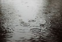 Rain and droplets