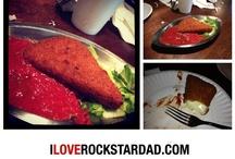 Restaurants / by Rock Star Dad Web Design