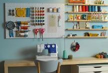 Office makeover / by Shelli Caryn Ellis