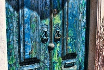 doors / by Phyllis Howell