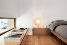 HOME / Bedroom / by Brad Ando