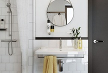 HOME / Bathroom / by Brad Ando