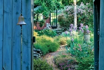 garden path / by Phyllis Howell
