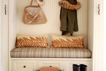 mudroom and laundry / by Phyllis Howell