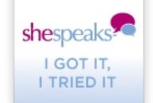 My SheSpeaks Programs