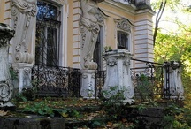 Facades / by French Antiques