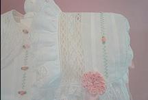 Heirloom sewing / by Gail Shook