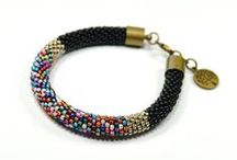 My jewelry - beadwork