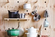 HOME / Kitchen Organization / by Brad Ando