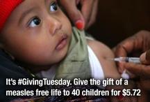 #GivingTuesday / by UNICEF USA
