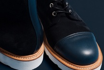 STYLE / Men's Shoes / by Brad Ando