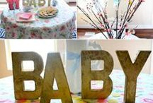 Baby Sprinkle / Celebrate the latest addition to your growing family with a Baby Sprinkle Party!  / by BabiesRUs