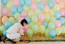 Party Decorating / by Kelly Lazau