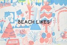 Beach Likes / A little insight into the stuff we like: artists, shows, collectives and studios.