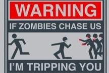Zombie Apocalypse / by Brittny Stebbins