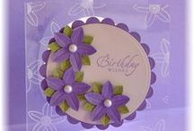 Birthday Cards / by Sherrie Lamphere
