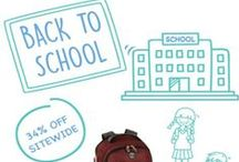 BACK TO SCHOOL At Planetgoldilocks / BACK TO SCHOOL ,College, http://www.planetgoldilocks.com/shopping.htm