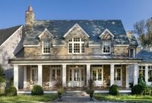 Home Exteriors / by Brandy Harp