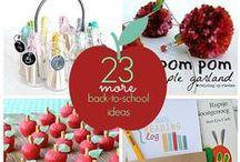 Back to School / by Bookboard
