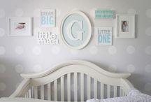 Nursery / by Tiffany Moy