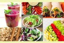 for my recipe collection: healthy lunch