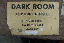Darkroom // Printing Studio / by Vanessa Knijn