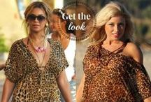 """Get the Look with UjENA Swimwear / We take celebrity swimwear photos and give you an alternative to """"Get the Look"""" with products from our swimwear line!  Look just as amazing as the stars.  Shop www.ujena.com"""