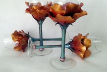 Bowls, Bottles & Covered Items / by CreatedWithFire Studios & Designs