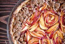Desserts: Pie, Cobblers & Crisps