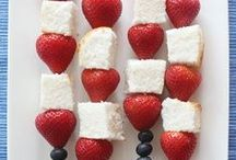 Desserts: Angel Food Cake / by Meagan { I Eat Therefore I Cook }