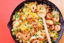 Seafood: Shrimp / by Meagan { I Eat Therefore I Cook }