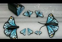 Butterfly, Dragonflies & Hummingbird Art / Tutorials / Tutorials & Drawings / by CreatedWithFire Studios & Designs