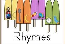 Learning to Read - Rhyme