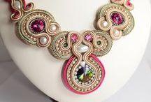 Jewelery - šperky / lovely handmade jewelery
