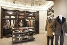 Gentlemen's Boutiques /  Inspiration for JOUBERT Pour Homme