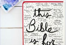 Bible Study / by Kelly Lazau
