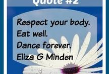 Healthy Living Quotes / Change your thoughts and you will change how you eat! Healthy living comes from the inside out. Start to take baby steps and you will soon see the difference. Put these body thoughts on your refrigerator to motivate and boost you a dozen times a day! More new healthy lving quotes coming!