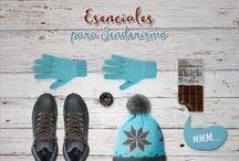 ¡Esenciales para llevar a la nieve! / #NieveArgentina  Más info en http://nieveargentina.gov.ar/