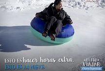 ¡Esto es la nieve! / #NieveArgentina  Más info http://nieveargentina.gov.ar/