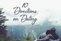 10 Dating Directions / 10 Directions on Dating | March 2015 | part of the monthly #youandyourgirl series by Lynn Cowell
