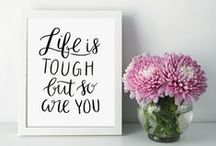 Favorite Products and Etsy Finds / A collection of favorite product finds from online shops and Etsy in addition to items featuring scrapbook designs and embellishments for Project LifeⓇ, pocket page albums, cards, and various other paper crafts along with printables, journal card designs, jewelry, and more!