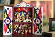 Nativity Sets at UNICEF Market / Shop to build a better world! Every item purchased from #UNICEFMarket's Nativity Scene Holiday Decor Collection helps UNICEF save and protect the world's most vulnerable children.  / by UNICEF Market