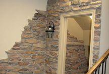 Doors, Floors, Stairs & Walls