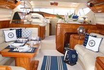 Yacht & Boat interiors