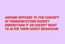 #género #feminismo