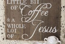 Coffee & Christ Club / Quiet time ideas, inspirations, sharings! Coffee, Jesus, each other.