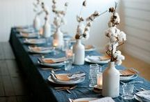 ENTERTAINING / A collection of party decor ideas.  / by Beth Jones