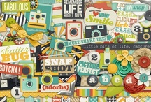 Digital Kit Wishlist / by Renee Gillot Zieglmeier