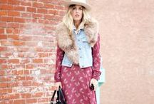 B. Jones Style / The latest styles from Beth's closet. / by Beth Jones